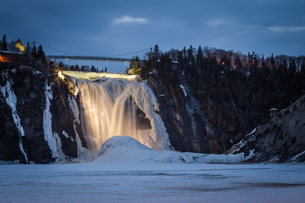 Jour #21 - Chute Montmorency